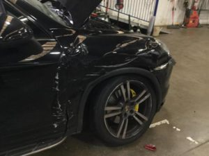 Porsche Cayenne S – Before